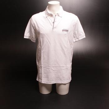 Pánské tričko s límečkem Tommy Hilfiger