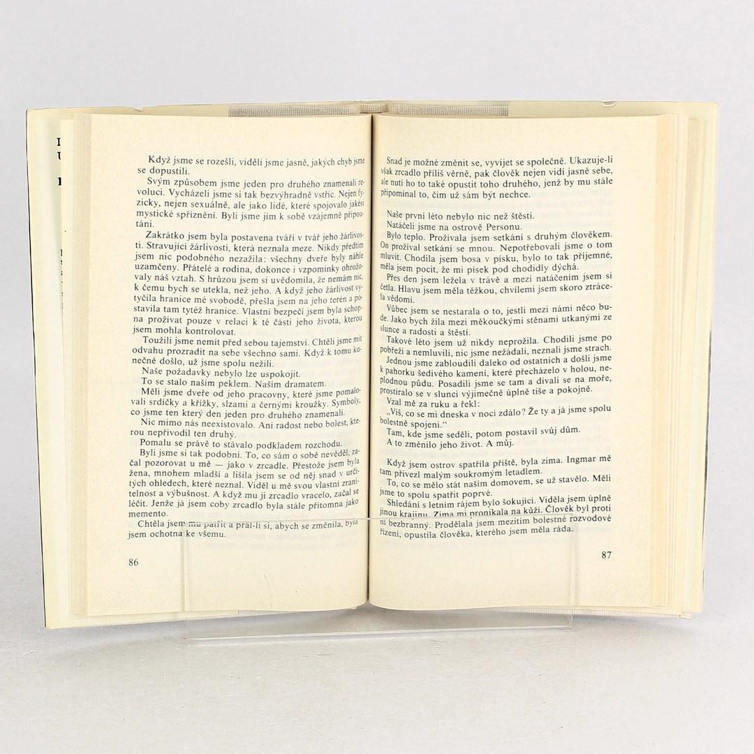 Kniha L. Ullmannová: Proměny