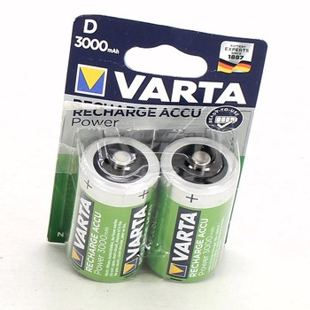 Nabíjecí baterie Varta Power D 3000