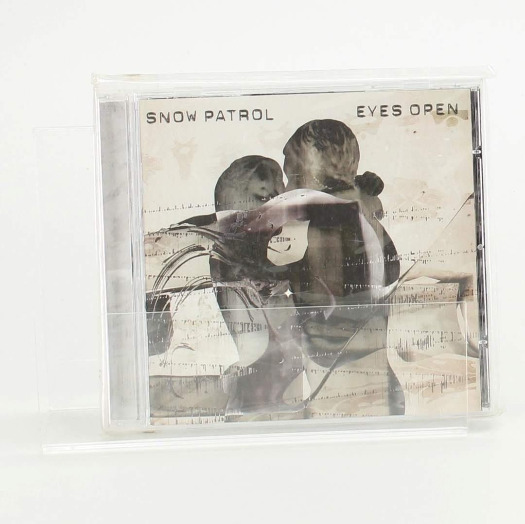 Hudební CD Eyes open Snow Patrol