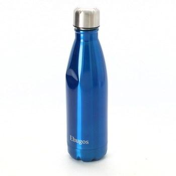 Láhev na vodu Ehugos modrá