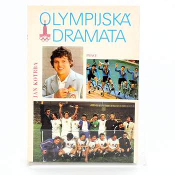 Olympijská dramata, Jan Kotrba
