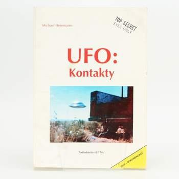 Kniha Michael Hesemann: UFO: Kontakty