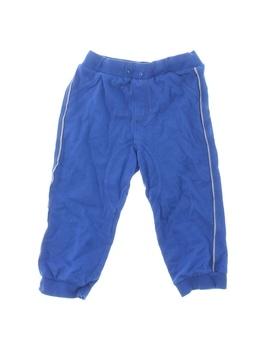 Dětské chlapecké tepláky F&F modré