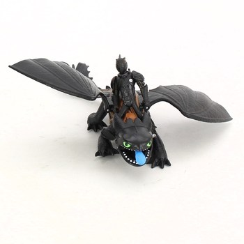 Drak DreamWorks Toothless & Hiccup