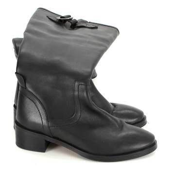 d6e85714fa5 Dámské kozačky Pepe Jeans černé