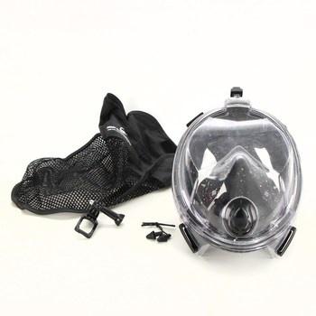 Potapěčská maska Orsen černá