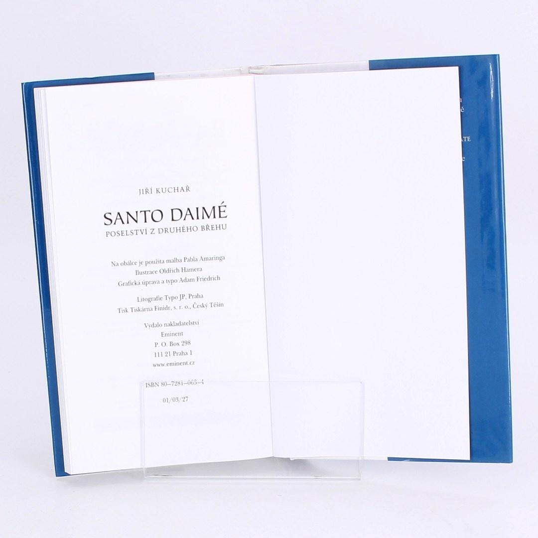 Kniha Santo Daime poselství ...