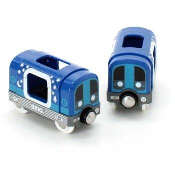 Doplňky k vláčkům Brio Bahn 33970 Tunel