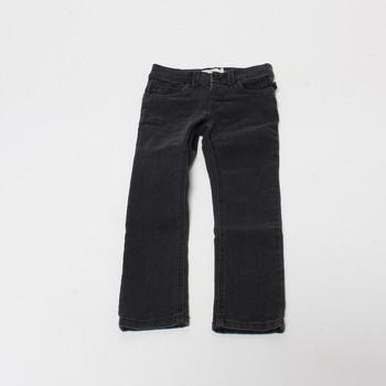 Chlapecké džíny Name it černé barvy