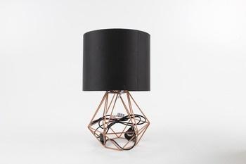 Designová stolní lampa MiniSun Angus černá