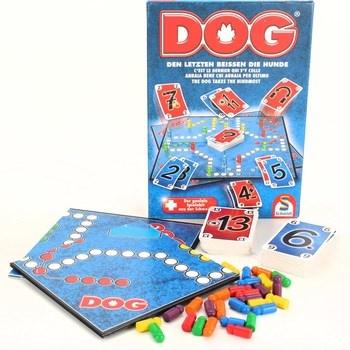 Desková hra Schmidt Spiele 49201 Dog
