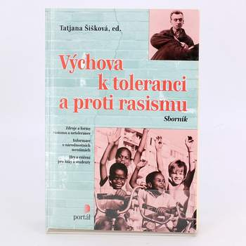 Kniha Výchova k toleranci a proti rasismu