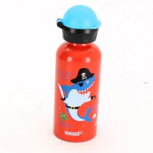 Dětská láhev Sigg piráti 8624.70
