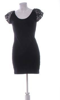 Společenské šaty Rare černé