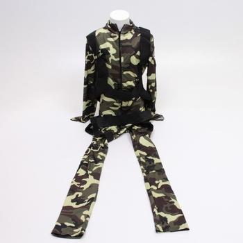 Leg Avenue Pretty Paratrooper 8516601247