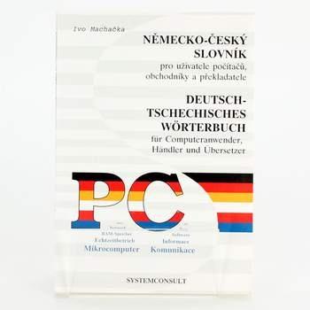 Kniha Německo český slovník