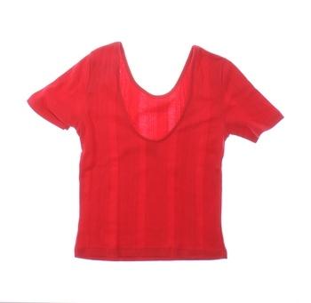 Dětské tričko Jitex červené