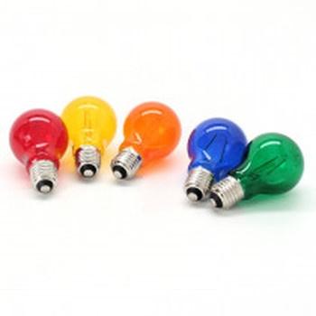 Barevná žárovka Osram LED různé barvy 5 ks