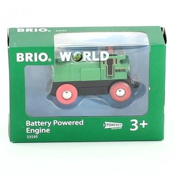 Vláček Brio World na baterie 33595
