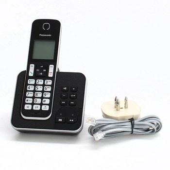 Bezdrátový telefon Panasonic KX-TGD320JTB