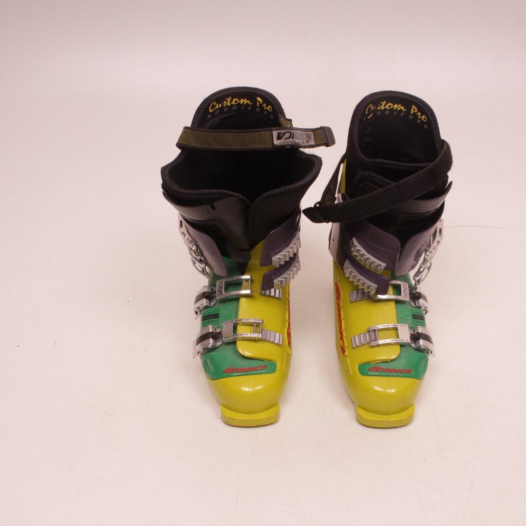Lyžařské boty Nordica