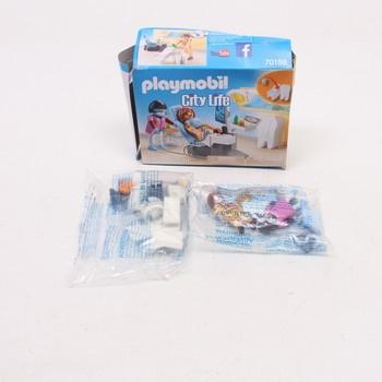 Dětská stavebnice Playmobil 70198 zubař