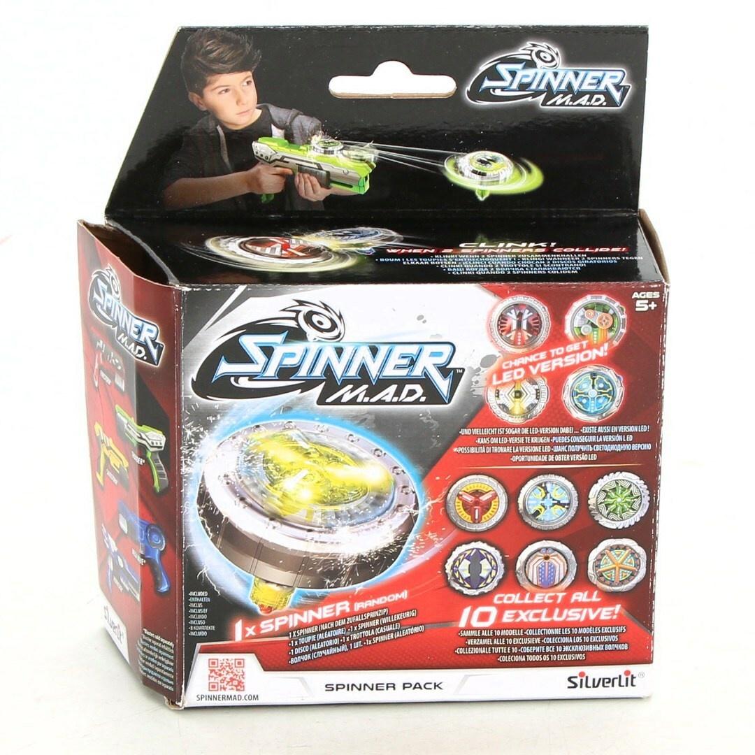 Dětská hra Silverlit SPINNER MAD