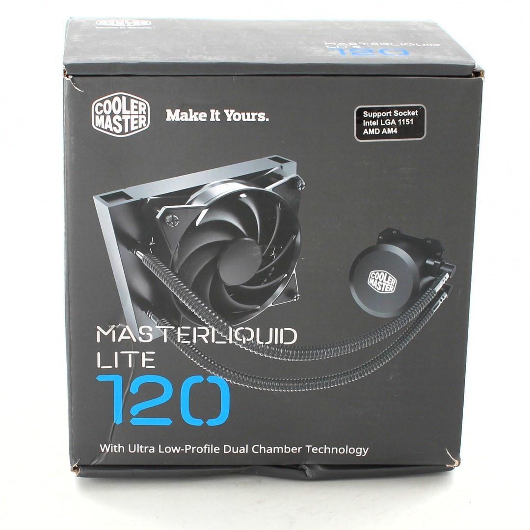 Chladič Cooler Master MasterLiquid Lite 120