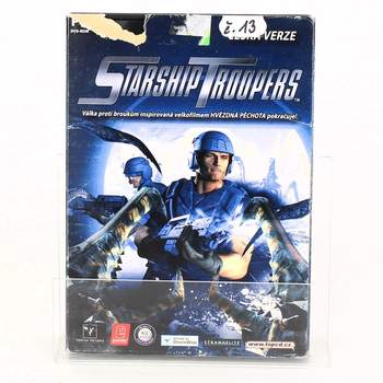 Hra pro PC Starship Troopers