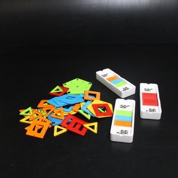 Stavebnice Geomag Classic Confetti 114 dílků