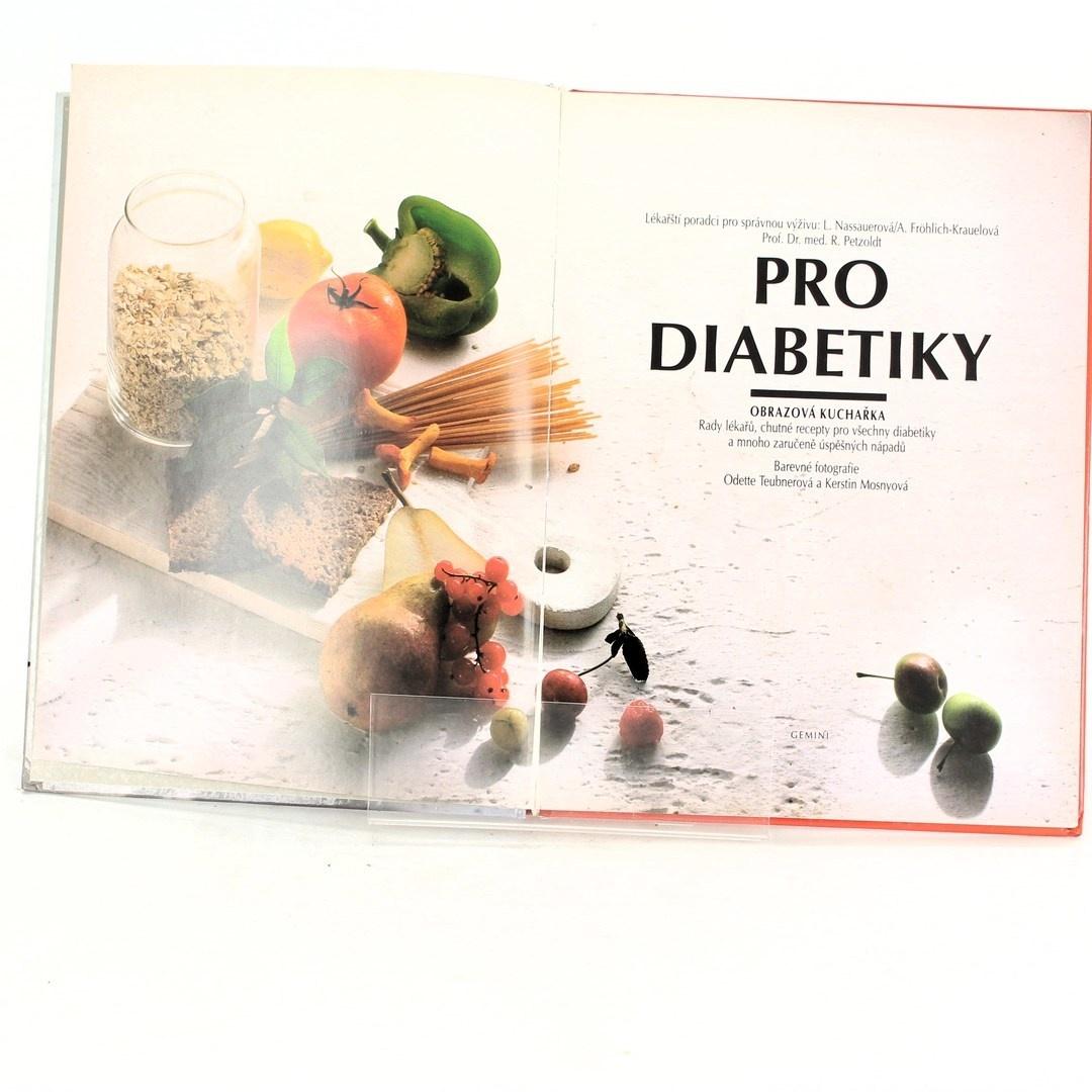 Kolektiv autorů: Kuchařka Pro diabetiky