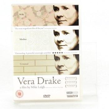 DVD film Vera Drake žena dvou tváří