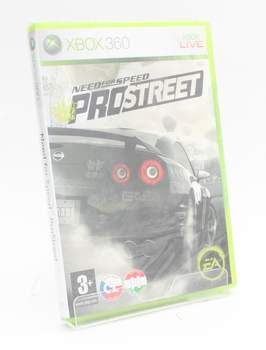 Hra pro Xbox 360 - Need for Speed Pro Str