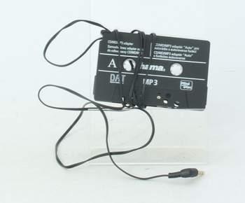 CD/MD/MP3 kazetový adaptér Hama