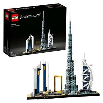 Stavebnice Lego Architecture 21052 Dubai