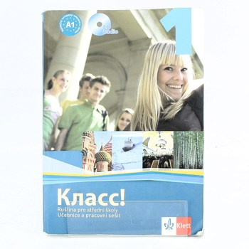 Natalia Orlova: Klass! 1 Ruština pro střední školy