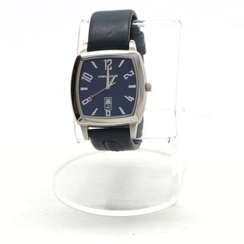 Pánské hodinky Fishbone s modrým ciferníkem