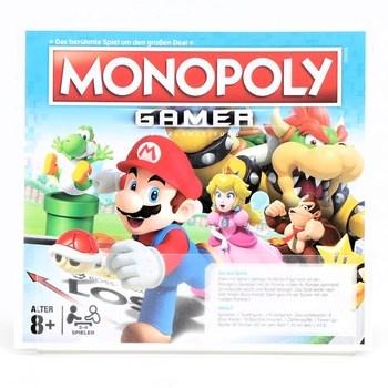 Společenská hra Hasbro Monopoly Gamer