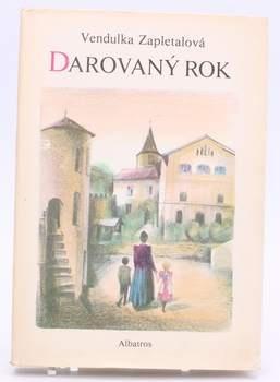 Kniha Veronika Zapletalová: Darovaný rok