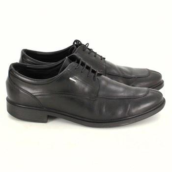 Pánská černá společenská obuv