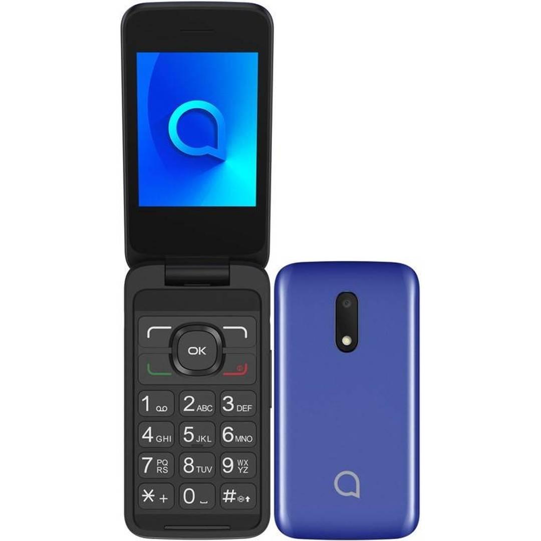 Mobilní telefon Alcatel 3025X modrý