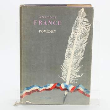 Kniha Povídky Anatole France