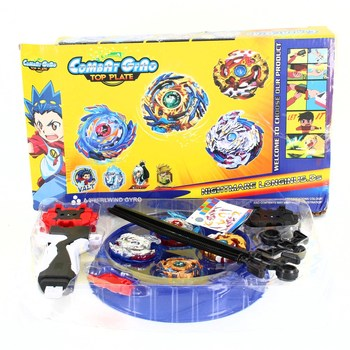 Beyblade Gaing Bay Combat Gyro Top Plate
