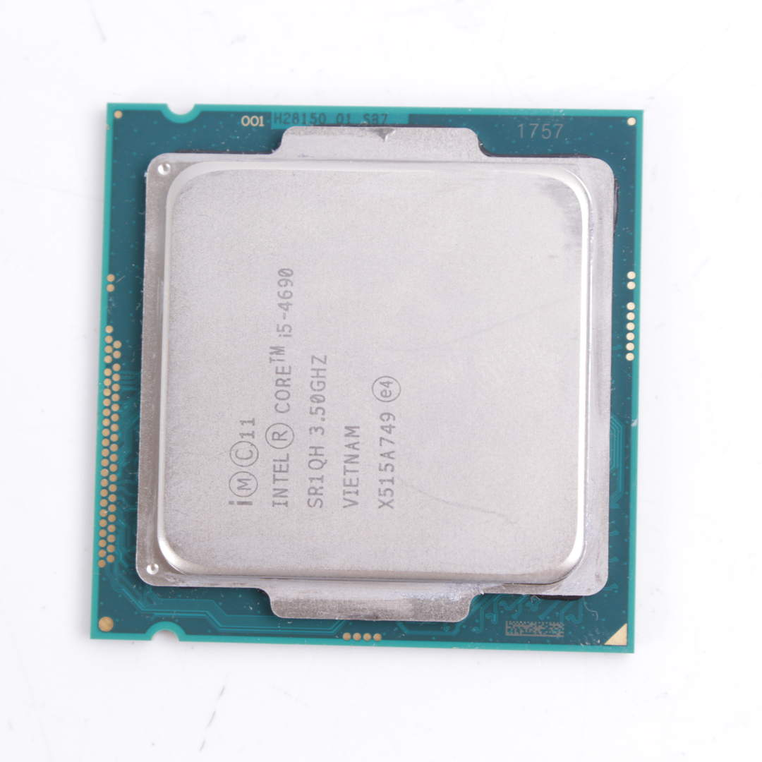 Intel Core i5 4690 3,5GHz