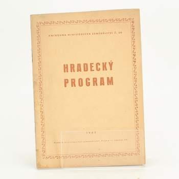Brožura Hradecký program 1947