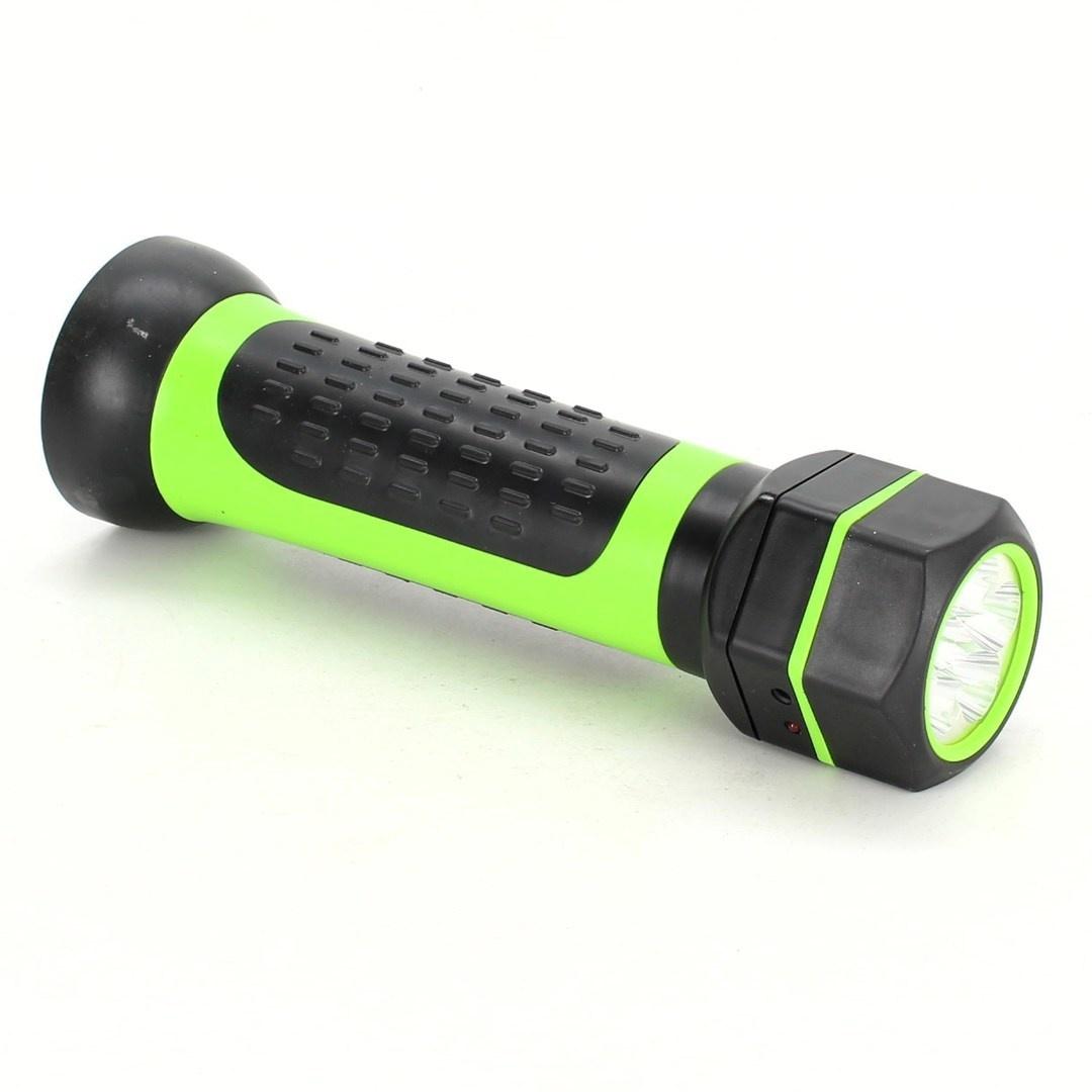 LED Baterka s nabíječkou do auta