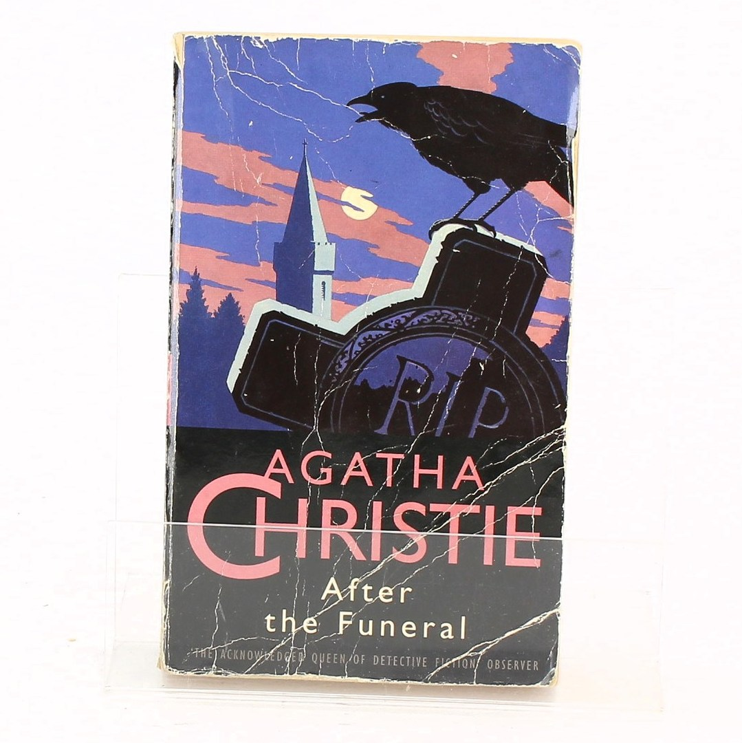 Kniha After the funeral - Agatha Christie