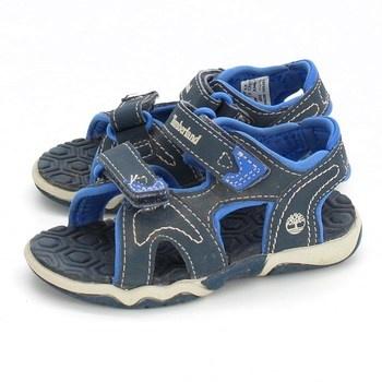 Dětské sandále Timberland textilní