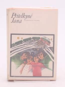 Kniha Stanislav Vácha: Přítelkyně Jana